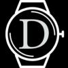 white black d invert
